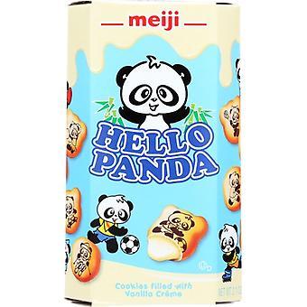 Meiji Cookie Mlieko Hello Panda, prípad 10 X 2.1 Oz
