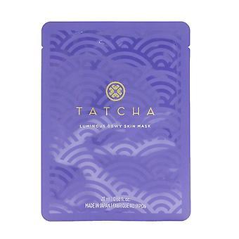 Tatcha Luminous Dewy Skin Mask - For Normal To Dry Skin 4x20ml/0.68oz