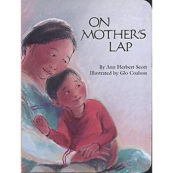 On Mothers Lap by Ann Herbert Scott