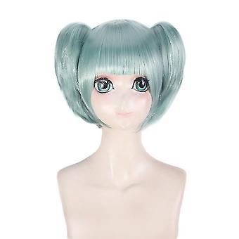 Assassiner Classroom Anime Perruques Kayano Kaede Perruques de cheveux synthétiques