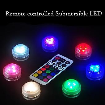 10pcs/set Universal Charming Change Colord Led Diving Light