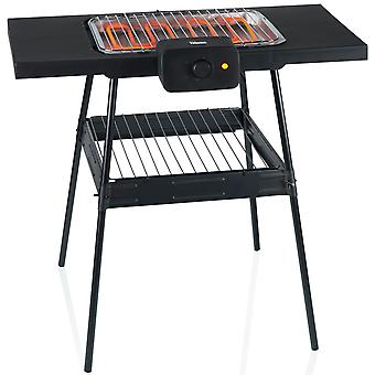 Electric grill with stand BQ-2870 incl Side table