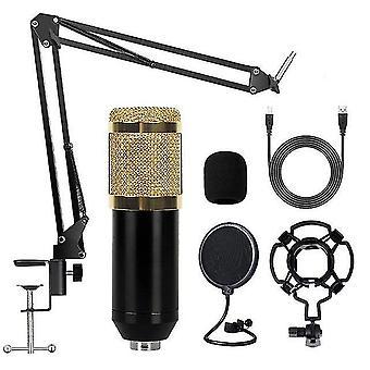 Bm800 professionelles Kondensatormikrofon Home Stereo Studio Aufnahme Mikrofon Kit für Youtube