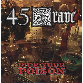45 Grave - Pick Your Poison [Vinyl] USA import
