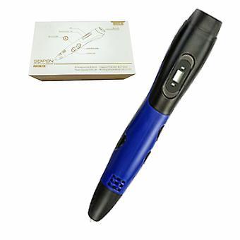 """עט תלת-ממדי לצעצועים לילדים עם חבילת חוטי Plalament 1.75 מ""""מ של 12 כל צבע 10 רגל"""