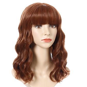 Brand Mall Peruki, Koronkowe Peruki, Realistyczne Puszyste Długie Włosy Kręcone Włosy Spersonalizowane Peruki