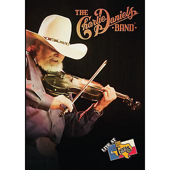 Charlie Daniels - Live at Billy Bob's Texas [DVD] USA import