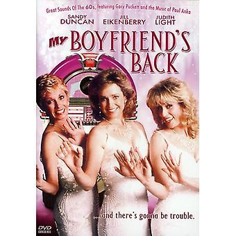 My Boyfriend's Back [DVD] USA import