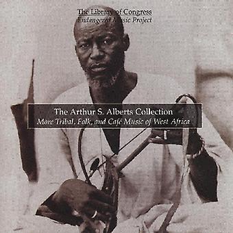 Arthur S. Alberts Collection: More Tribal/Folk/and - Arthur S. Alberts Collection: More Tribal/Folk/and [CD] USA import