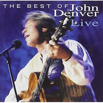 John Denver - Best of Live [CD] USA import