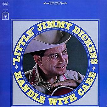 Jimmy Dickens - Handle with Care [CD] USA import