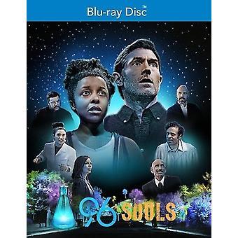 96 Souls [Blu-ray] USA import