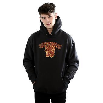 Harry Potter menns Griffing Sport Emblem Hettegenser