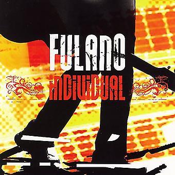Fulano - Individual [CD] USA import