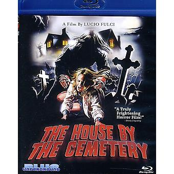 House by the Cemetery [BLU-RAY] USA import