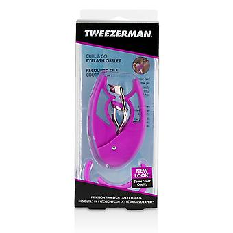 Tweezerman Curl & Go Eyelash Curler - -