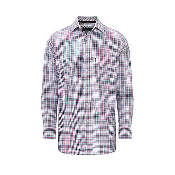 Champion Mens Country Salcombe Long Sleeve Cotton Shirt