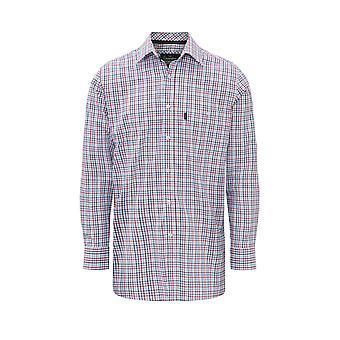 Champion Herren Land Salcombe Long Sleeve Baumwoll-Shirt