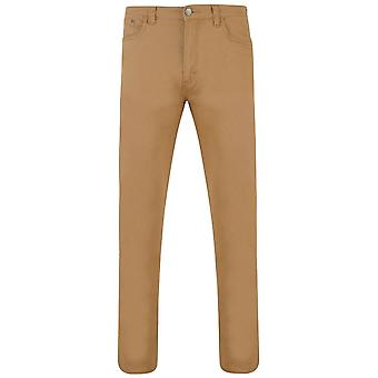 Kam Stretch Chino Trousers