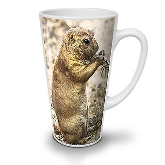 Prairie Dog Wild Animal NEW White Tea Coffee Ceramic Latte Mug 12 oz | Wellcoda