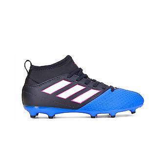 Adidas Ace 173 FG J Cblackftwwhtblue BA9234 Fußball Kinder ganzjährig Schuhe