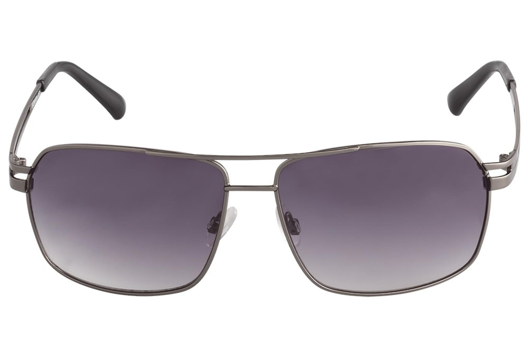 Classic sunglasses for men by Carlo Monti with 100% UV protection   sturdy metal frame, high quality sunglasses case, microfiber glasses pouch and 2 year warranty   SCM104-181 Napoli