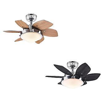 Ceiling fan Quince Chrome 60cm / 24