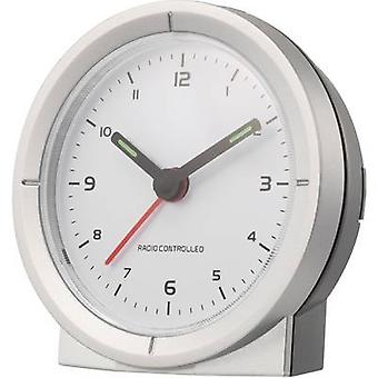Renkforce RC156X Radio Alarm clock Silver Alarm times 1