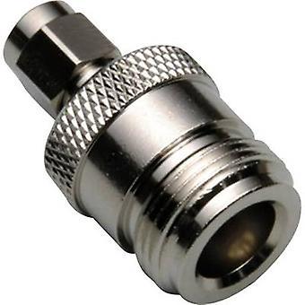 BKL elektroninen 0419108 SMA käänteinen napaisuus sovitin SMA käänteinen napaisuus Plug-N Socket 1 kpl (s)