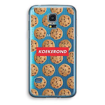 Samsung Galaxy S5 Mini-transparentes Gehäuse (Soft) - Koekerond