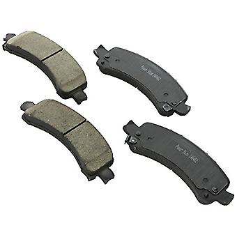 Power Stop 17-974A Z17 Evolution Plus Brake Pad