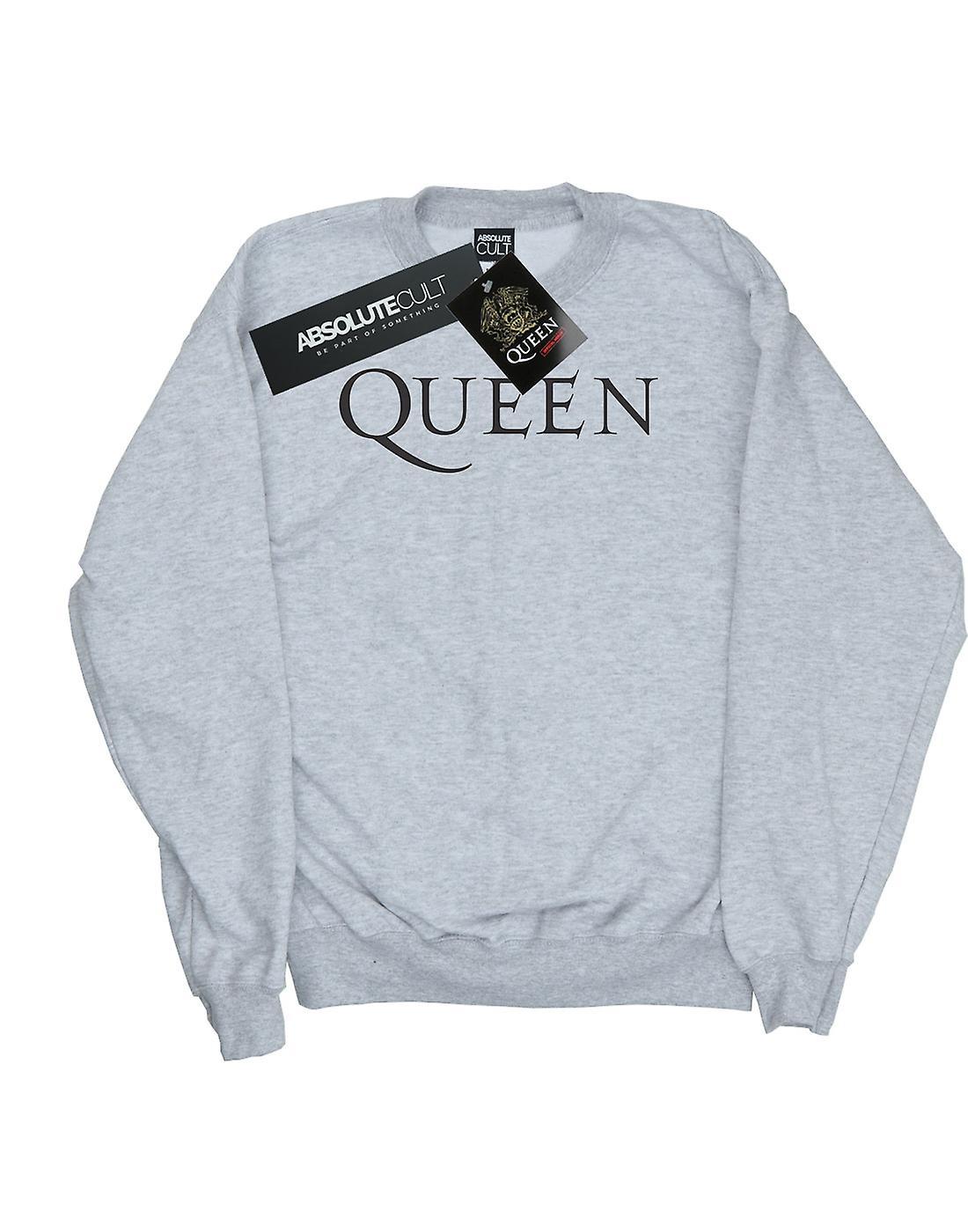 Queen Boys Mono Logo Sweatshirt