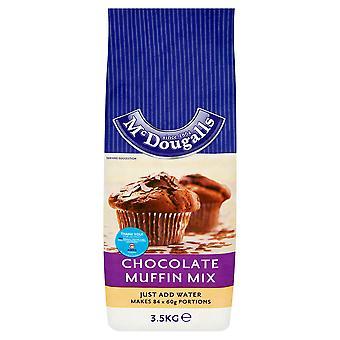 McDougalls Chocolate Muffin Mix