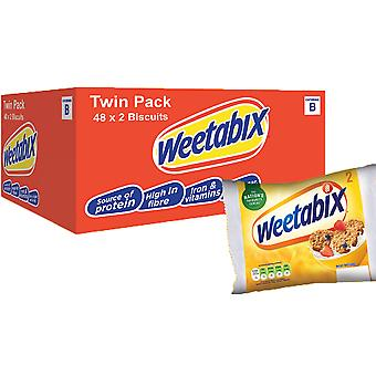 Weetabix Cereal Catering Pack B Twin Wrapped