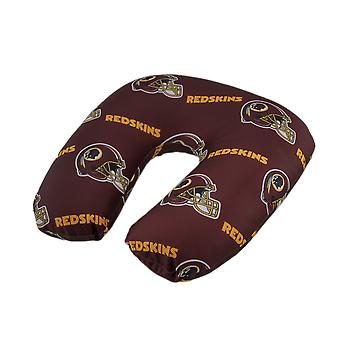 NFL Washington Redskins Beaded Travel Neck Pillow