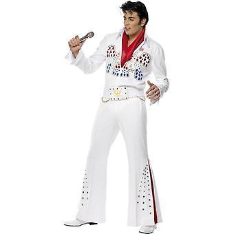 Elvis American Eagle Costume, Chest 38