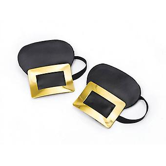Schoen Buckles (Gold Bangle).