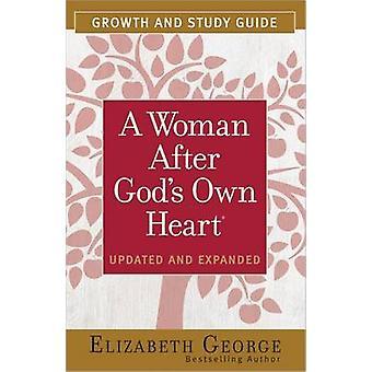 Una donna cuore crescita di Dio e studio guida da Elizabeth Geo