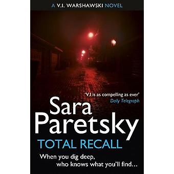 Total Recall - A V.I. Warshawski Novel - 10 by Sara Paretsky - 97814447