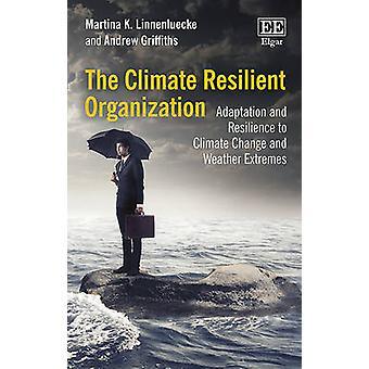Klimat organizacji elastyczne - adaptacja i odporność na Clim