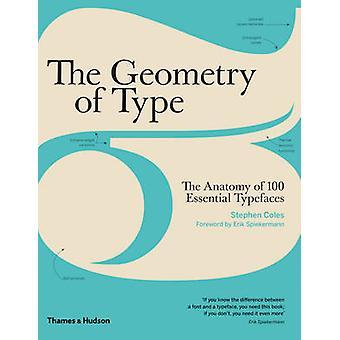 Die Geometrie des Art - die Anatomie der 100 wichtige Schriften von Steph