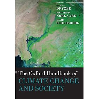 Il manuale di Oxford del cambiamento climatico e la società