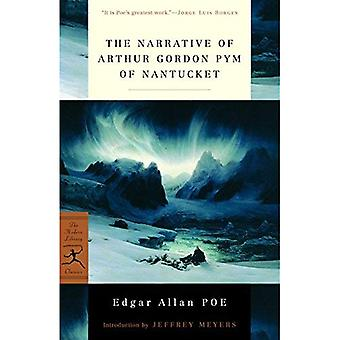 Narrative of Arthur Gordon Pym of Nantucket (Modern Library)