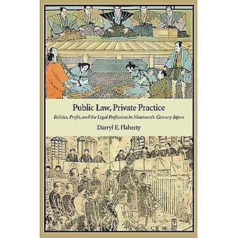 Direito público, Private Practice