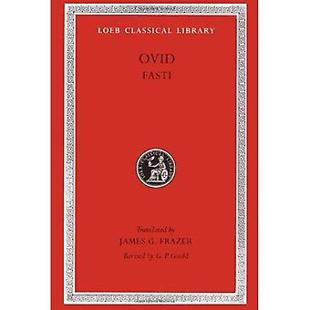 Volume V, Fasti (Loeb Classical Library), Vol. 5