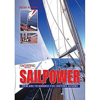Iatismo Sailpower do mensal: técnicas para navegantes e guarnição