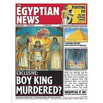 Egipcias (historia noticias)