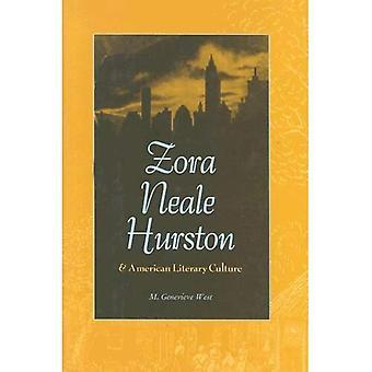 Zora Neale Hurston e cultura letteraria americana