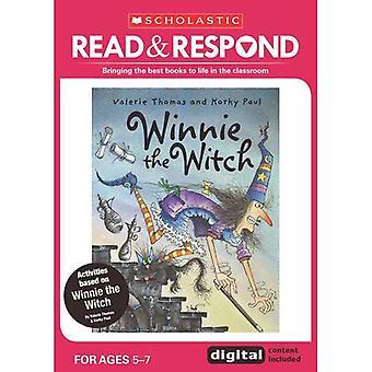 Winnie the Witch (Read & Respond)