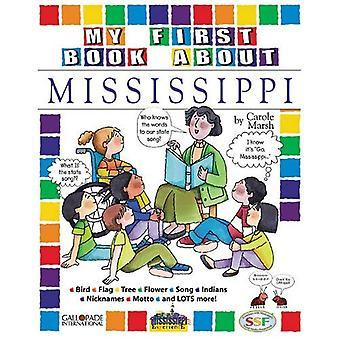 Mon premier livre sur le Mississippi!